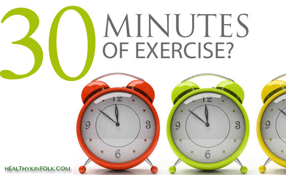 30 minute workout routine