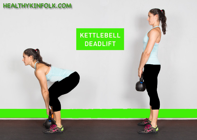 kettle bell workout plan