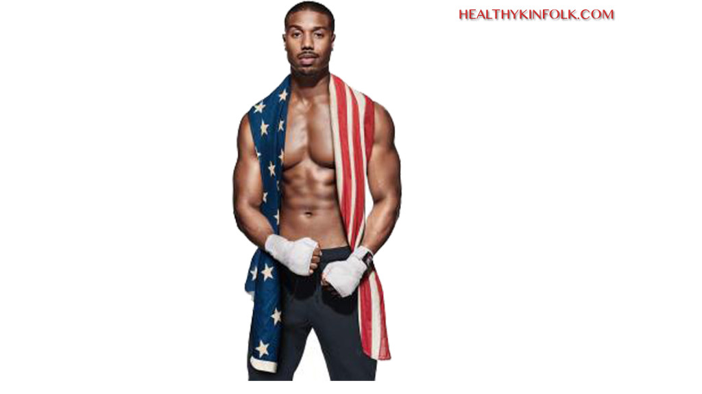 michael b jordan workout routine