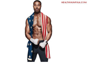 Michael B Jordan Workout Routine | THE MOVIE CREED