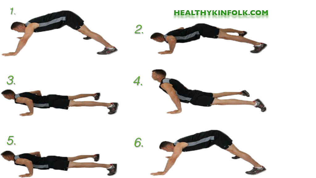 hindupushup workout routine