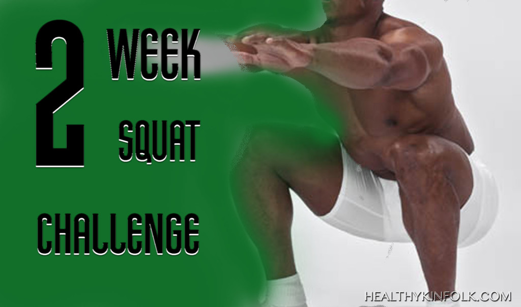 squat workout routine 2 week challenge